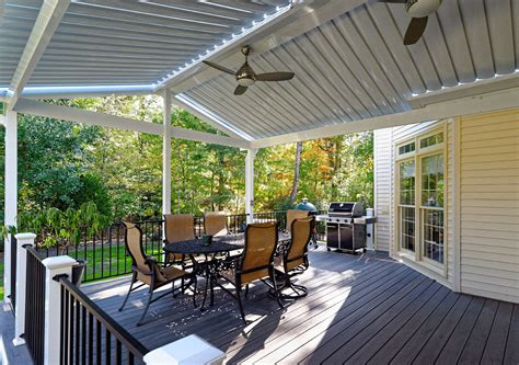 equinox louvered roof ultimate siding gutters