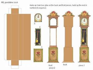 Cardboard Dollhouse Furniture Templates - WoodWorking
