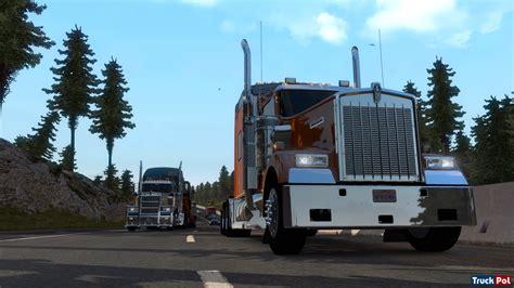 latest batch  american truck simulator screenshots