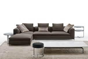 B&b Italia Michel Club Sofa  Buy From Campbell Watson Uk