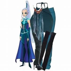 Winx Club Kostüm : winx club icy cosplay and inspired outfits kindheitshelden mottowoche kost m ~ Frokenaadalensverden.com Haus und Dekorationen
