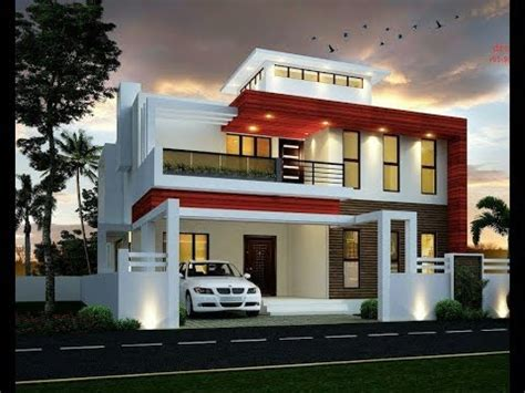 beautiful house front elevation designs bhk front
