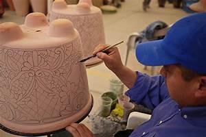 Mexican Talavera Pottery - Vases, Jars, Bowls, Crosses, Sinks