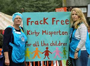 North Yorkshire Fracking Showdown Day 1: Continues On Mon ...