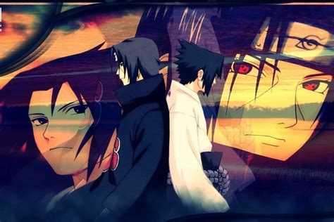 sasuke itachi wallpaper wallpapertag