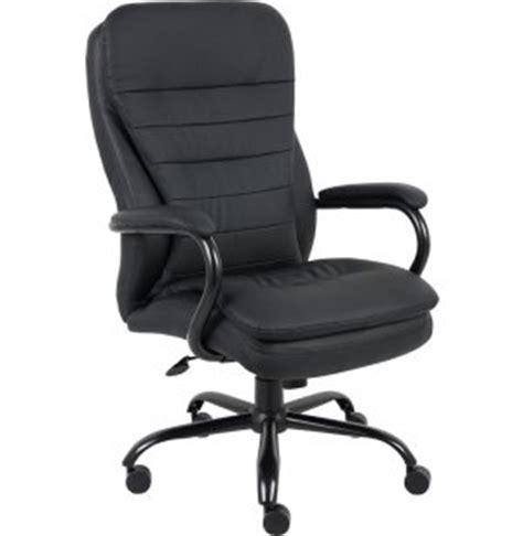 heavy duty plush caressoftplus chair 350 lbs boc