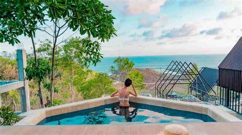 radika paradise villa jogja akomodasi  tepi pantai