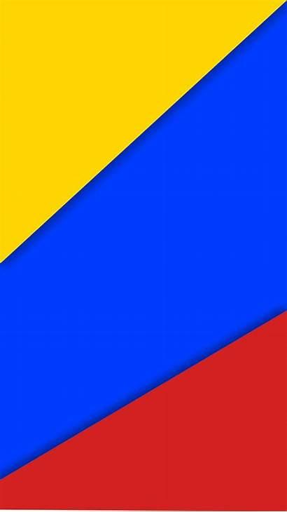 Colombia Flag Wallpapers Material Desktop Mobile Wallpapersafari