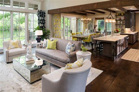 Pottery Barn Living Room Design