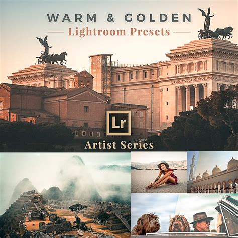 Warm Golden by Warm And Golden Lightroom Presets Collection Free