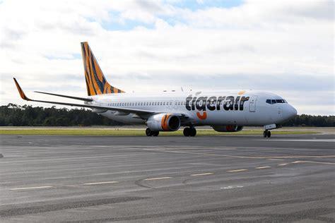 tigerair australia announces gold coast hobart flights