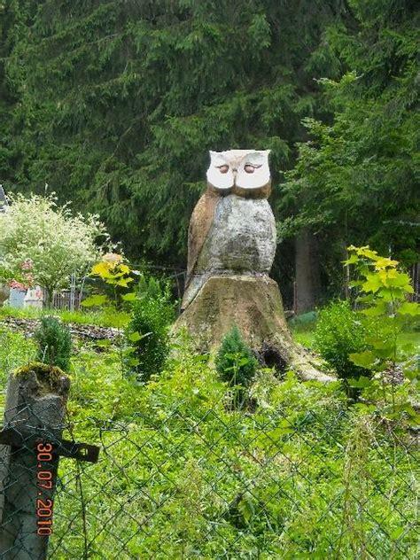 Baumstumpf Kreativ Gestalten by Alter 1m Hoher Baumstumpf Garten Community