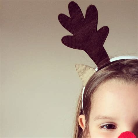 make your own reindeer antlers craft kit by clara and macy