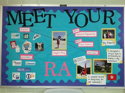 25+ Best Ideas About Ra Bulletin Boards On Pinterest