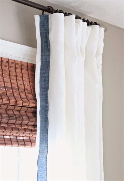 linen curtains shine  light
