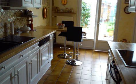 cuisine renovee remettre sa cuisine au goût du jour le du bois