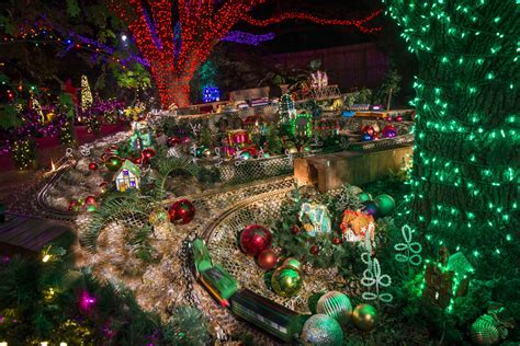 image gallery houston zoo lights