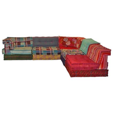 canapé mah jong roche bobois mah jong sofa by hans hopfer for roche bobois hans