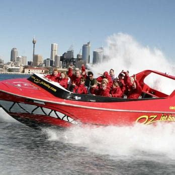 Jet Boat Circular Quay by Oz Jet Boating 10 Photos Boat Charters Sydney