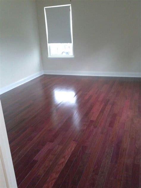 purpleheart flooring purple heart hardwood flooring we bought at lumber