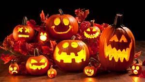 Visage Citrouille Halloween : comment d corer sa citrouille pour l 39 halloween c 39 est a la vie ~ Nature-et-papiers.com Idées de Décoration
