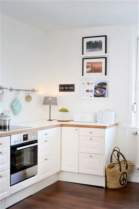 küche ohne hängeschränke küche
