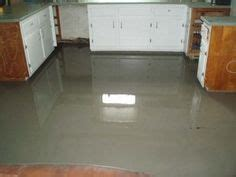 leveling kitchen floor how to pour self levelling cement yourself house stuffs 3723