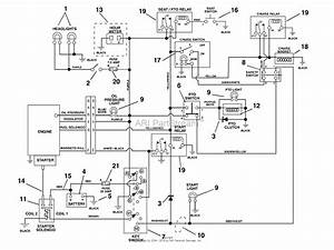Ariens Lawn Tractor Wiring Diagram