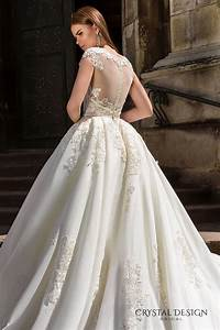 Pics for gt crystal wedding dresses for Crystal design wedding dresses