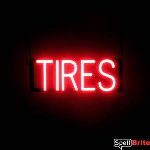TIRES Signs