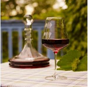 Carafe à Vin : carafe vin rubellum energies de vie ~ Teatrodelosmanantiales.com Idées de Décoration