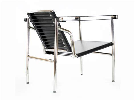 Chaise Le Corbusier Lc1 by Lc1 Chair Le Corbusier Black