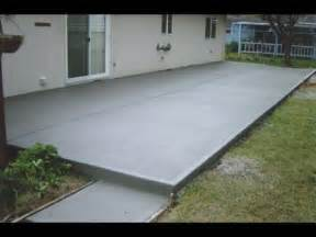 concrete patio ideas new interior exterior design