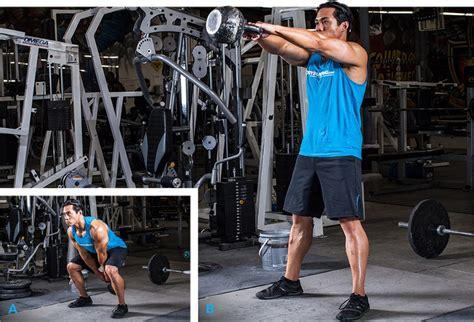 kettlebell exercises bodybuilding need swing