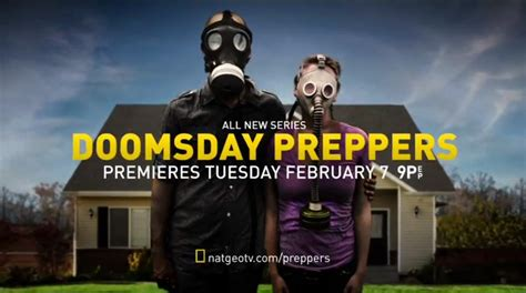 doomsday preppers exploitative uninteresting unreal