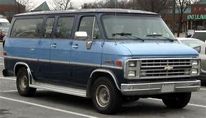 1991 Chevrolet Chevy Van - Information And Photos