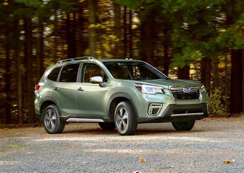 subaru forester turbo engine specs  suv price