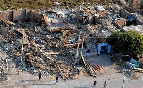 peru hit   magnitude earthquake ny daily news
