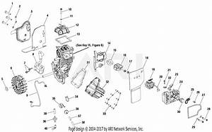 Homelite Ry09466a Blower Parts Diagram For Figure C