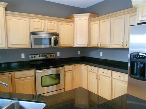 kitchen cabinets with black appliances kitchen maple kitchen cabinet with stainless Maple