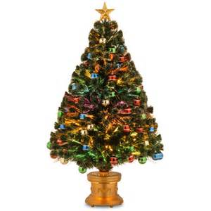 fiber optics christmas tree 4 fiber optic fireworks artificial christmas tree american sale