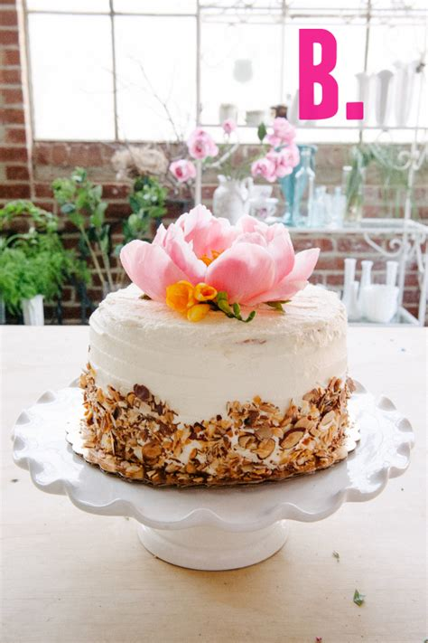 whole foods birthday cake how to a trio of grocery wedding cakes 1375