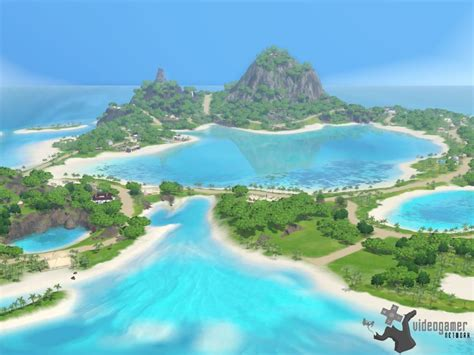 sims  sunlit tides screenshots  mac pc