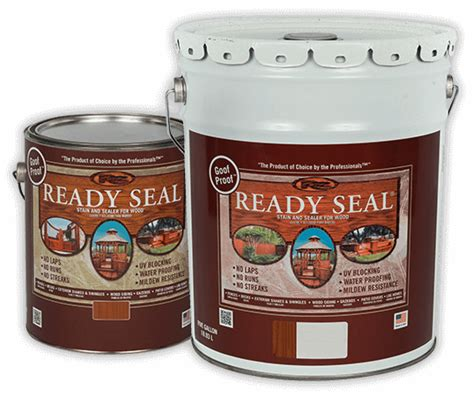 ready seal stain sealer hammond lumber companny