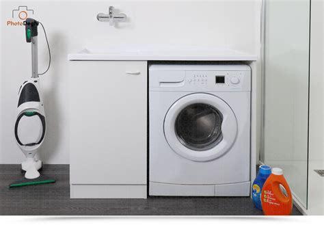 lavatoio porta lavatrice coprilavatrice 110x60 cm vano lavatrice destro con lavabo