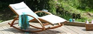 Chaise Longue De Jardin Pas Cher Miliboo