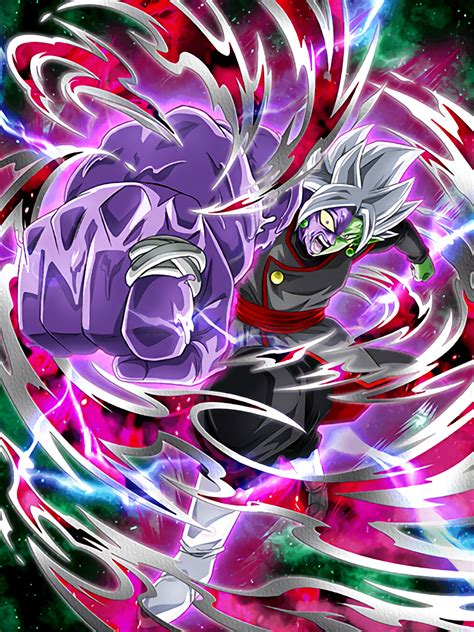 wrath   absolute god fusion zamasu dragon ball