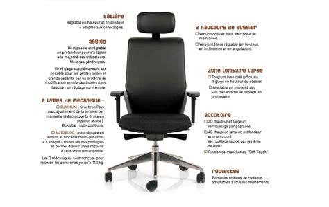 le meilleur fauteuil de bureau étude d 39 ergonomie par la société rogé à lille nord 59
