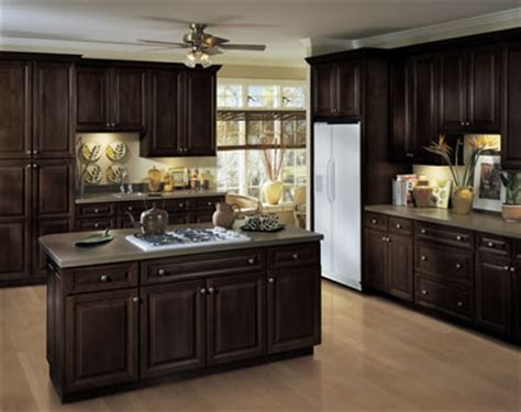 kitchen cabinets espresso finish jdssupply lacerise by armstrong cabinets 6042