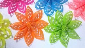 Blumen Aus Papier : zimmer deko diy frische fr hlingsdeko aus papier basteln ~ Udekor.club Haus und Dekorationen